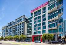 Essex Property Trust, Mosso, San Francisco, CPP Investments, Brookfield
