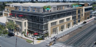 Square Mile Capital Management, San Mateo, Windy Hill Property Ventures, Cushman & Wakefield, San Francisco, Bank OZK