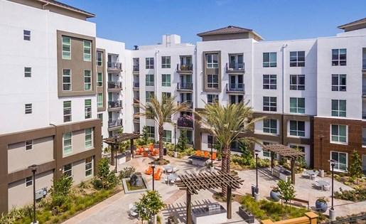 Google, Amazon, Jay Paul, Northwestern Mutual, Fairfield Residential, San Jose, 808 West Apartments