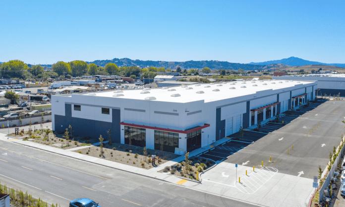 Dermody Properties, Richmond, New York Life, Goodrick Logistics Center, JLL, East Bay, Oakland, Bay Area