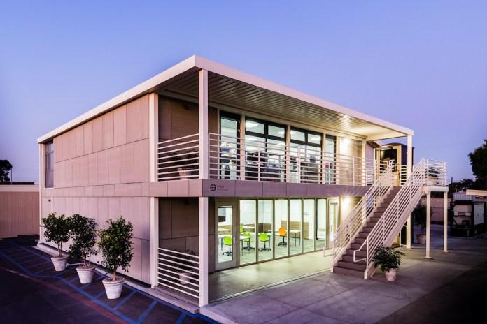 iMod Structures, Mare Island, San Francisco, Goldman Sachs