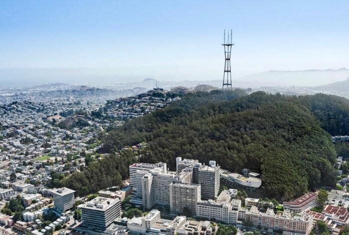 UCSF, Parnassus Heights, San Francisco, UC Regents