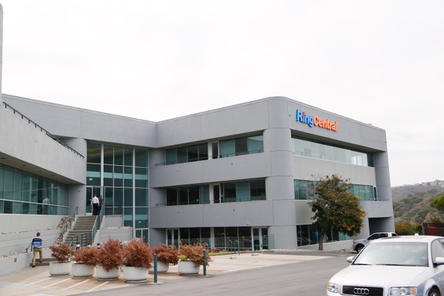 RingCentral, Belmont, Newmark Knight Frank, Cushman and Wakefield