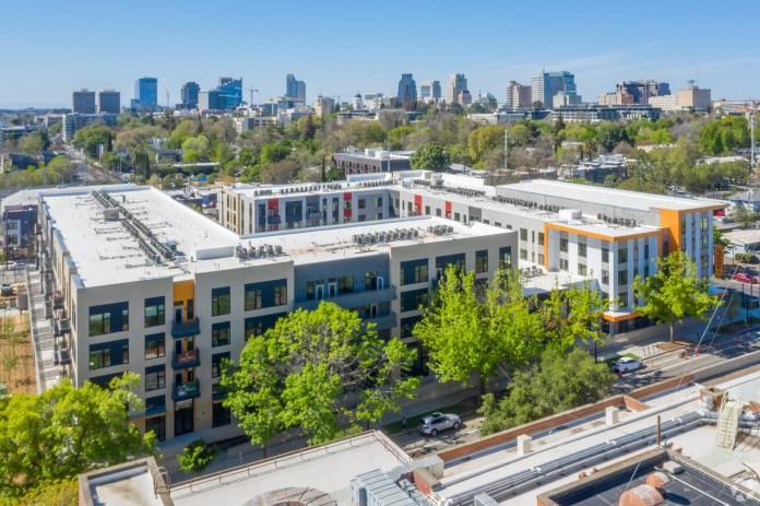 CBRE Group, Sacramento, The Press at Midtown Quarter, DeBartolo Development, Oakmont Properties, SKK Developments,
