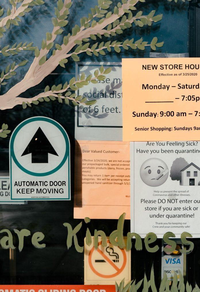 John Cumbelich & Associates, San Francisco, Bay Area retail COVID pandemic shopping center