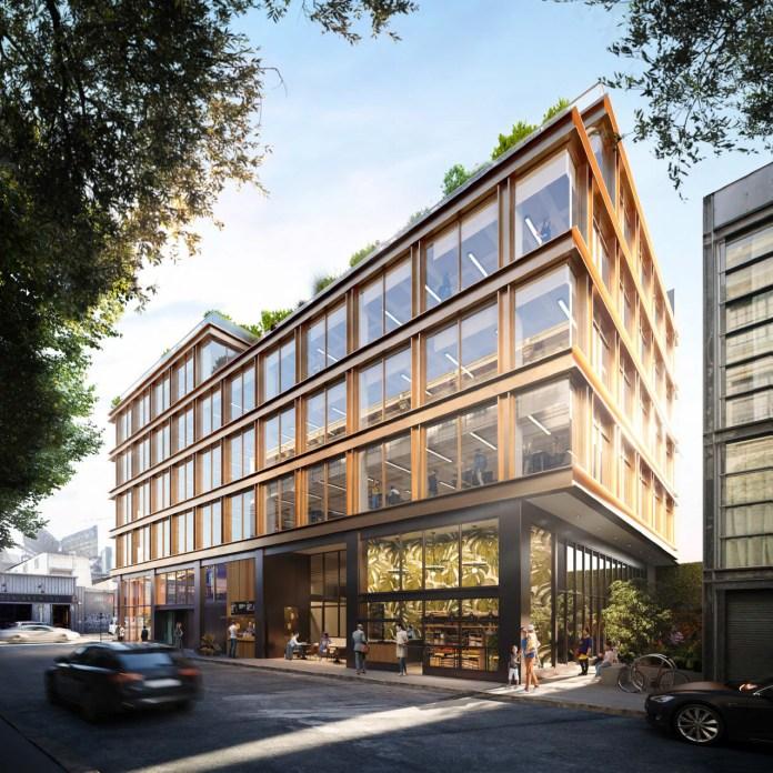 Central SOMA Urban Land Development Handel Architects San Francisco 531 Bryant