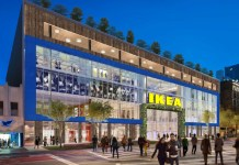 6x6 Ikea Ingka San Francisco 945 Market Newmark Knight Frank Alexandria Real Estate Eqities TMG Partners