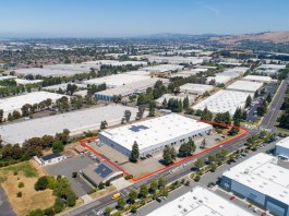 Union City Elion Partners JLL GJK Properties Bay Area East Bay 33401 Central Ave. I-880 Corridor industrial Oakland