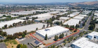 Union City Elion Partners JLL GJK Properties Bay Area East Bay 33401 Central Ave. I-880 Corridor industrial Oakland