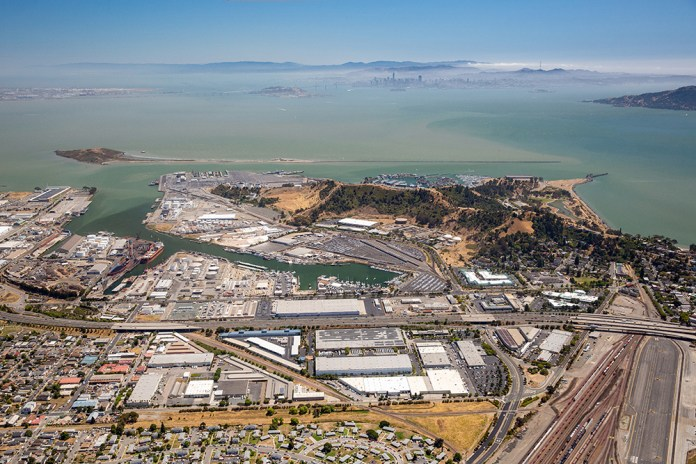 Richmond JLL TJL Properties Bay Area East Bay 700 - 702 National Court San Francisco Oakland San Jose industrial