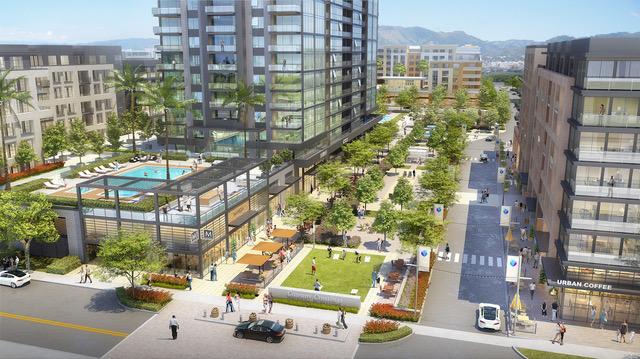Hunter Properties, Silicon Valley, Coleman Highline, Verizon, Devcon Construction, Roku, Gateway Crossings, CityLine Sunnyvale, Sarges Regis, Evergreen Plaza,