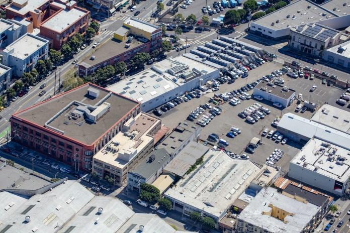 2741 16th Street San Francisco Ridge Capital Investors Contrarian Capital Management Newmark Edge Principal Advisors BUILD Mission District