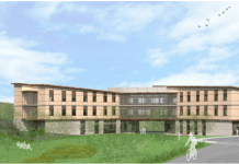 Skanska, San Mateo County, Redwood City, Cordilleras Mental Health Center, Canon Design