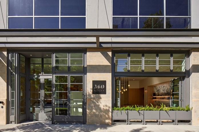 360 Spear San Francisco data center Madison Capital PGIM Real Estate Harvest Properties Cushman & Wakefield
