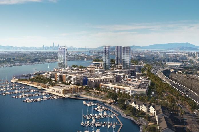 MidPen Housing, Oakland, Brooklyn Basin, Foon Lok West
