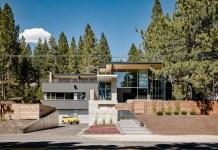 Burnt Cedar Beach House Incline Village Lake Tahoe Faulkner Architects TLUXP.com Bill Dietz Amie Quirarte