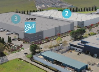 Phelan Development, Fairfield Commerce Center, Fairfield, JLL, Ball Metal