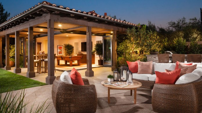 The New Home Company, Sacramento, Granite Bay, Roseville, Folsom Lake, Eureka Grove