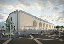Orton Development, Oakland Auditorium, Oakland, Lake Merritt, Colliers International