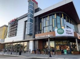 CityLine, Sunnyvale, City National Bank, Salon Republic, AMC, Whole Foods