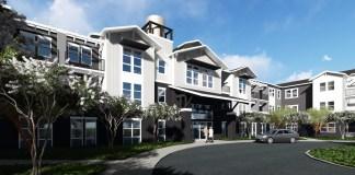 Sonrisa Senior Living, Roseville, Milestone Retirement, Alliance Residential Realty
