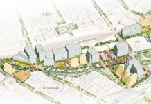 Downtown West, Google, San Jose, Sam Liccardo, Lendlease, HEatherwick Studio, SITELAB