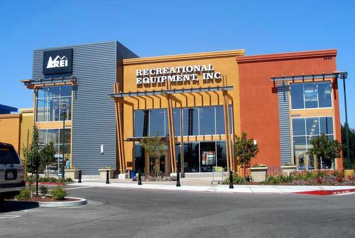 REI, Northern California, Mountain View, Sunnyvale, Northern California