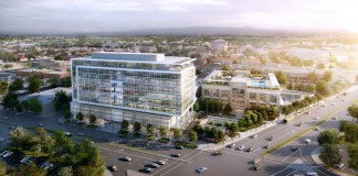 The Boulevard, CBRE, San Jose, Cypress Equities, Life Time, Stevens Creek Urban Village