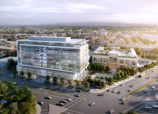 The Boulevard, CBRE, San Jose, Cypress Equities, Life Time, Stevens Creek Urban Village
