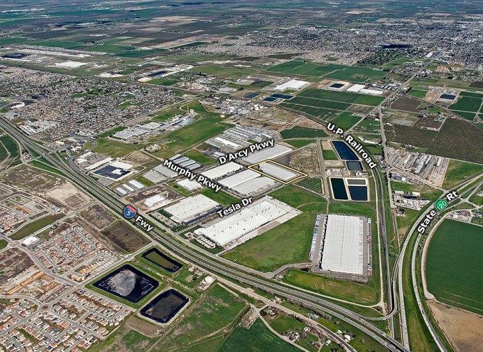 Northern California, DHL, Lathrop, Stockton, Sacramento, Tracy, Bay Area, Colliers, LBA Logistics