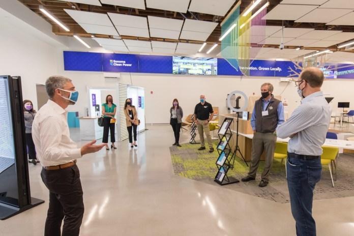Advanced Energy Center, Sonoma, Santa Rosa