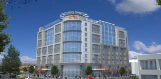 2850 Stevens Creek Boulevard, San Jose, Marcus & Millichap, Choice Hotels International, Cambria Hotels & Suites, Santana Row, Westfield