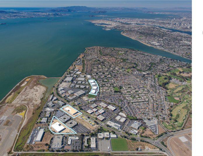Newmark, Invesco Real Estate, Alameda, srmERNST Development Partners, Bay Farm Island