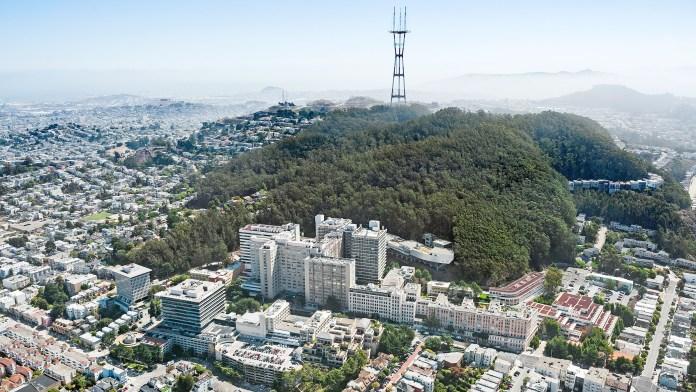 UCSF Parnassus Heights San Francisco HGA Snøhetta