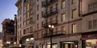 Pebblebrook, Villa Florence, San Francisco, Union Square, Sir Francis Drake Hotel,