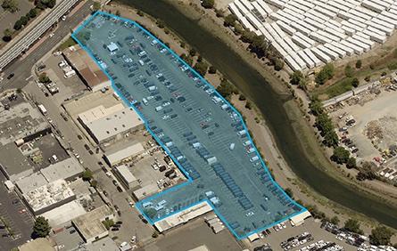 Realterm Logistics, Oakland, 250 Hegenberger, Colliers International, 72/82 98th Ave.