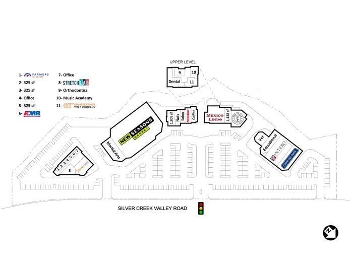 Retail Opportunity Investment Corp., San Jose, Canyon Creek Plaza, Twenty Second Century Development,