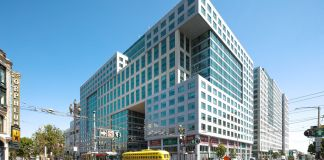 Trinity Place San Francisco Cushman & Wakefield 1177 Market Street Arquitectonica Angelo Sangiacomo
