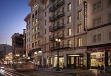 CIM Group, San Francisco, Hotel Villa Florence, Union Square, AWH Partners, Roxborough Group
