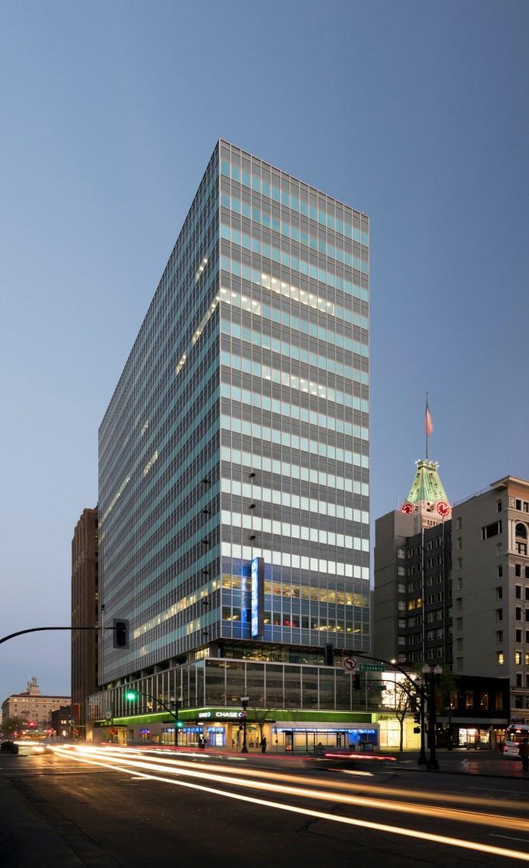 Twitter, Gensler, Cresa Corp. TMG, KKR, Oakland, 1330 Broadway,