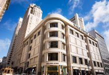 384 Post San Francisco Saks Fifth Avenue Union Square Lincoln Property Cara Investment Eastdil Secured