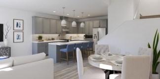 Landsea Homes, Lavender, Sunnyvale, LiveFlex