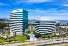Healthpeak Properties, Brisbane, Sierra Point Parkway, DES Architects and Engineers, JLL