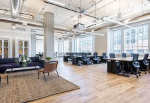 WeWork, BowX Acquisition Corp, New York Stock Exchange, Cushman & Wakefield, San Francisco, Seattle, Los Angeles