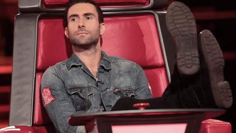 Adam Levin fired from the Voice pots pouting