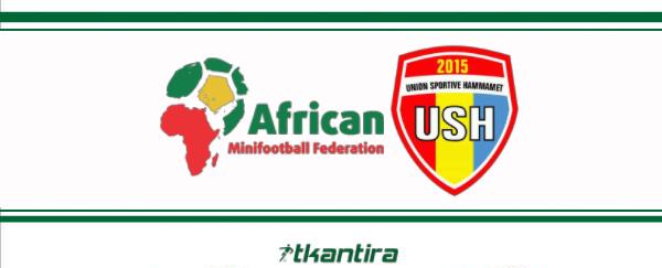 رسميا الاتحاد الرياضي بالحمامات يستضيف كأس رابطة ابطال افريقيا لكرة القدم المصغرة 2020