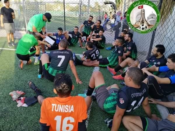 الاطار الفني لنادي شباب العاصمة يوجه الدعوة ل 11 لاعب للمشاركة في لقاء الغد.