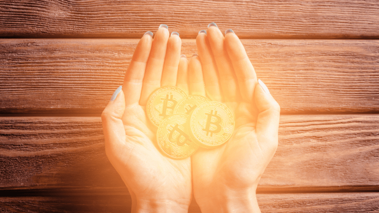 Gold could be a reason for Bitcoin rise to Biden administration benefiting Crypto