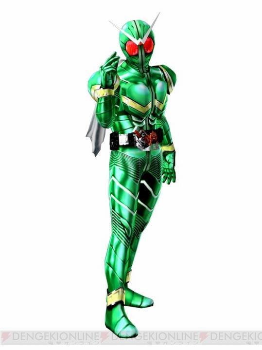 Kamen Rider W Batch : kamen, rider, batch, Kamen, Rider, Tokunation