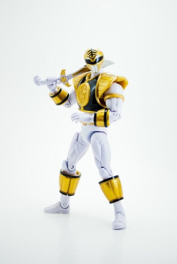 Armored Mighty Morphin Power Rangers White Ranger